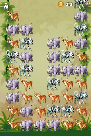 Screenshot Touch n Blow Animals