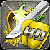 Veggie Samurai HD (AppStore Link)